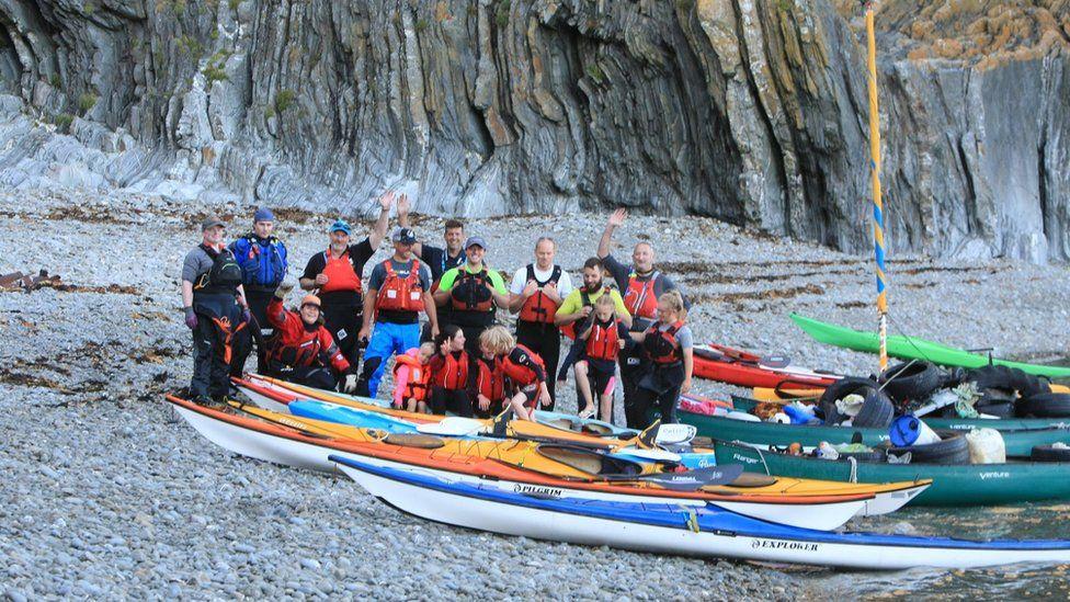 Isle of Man Sea Kayaking Club