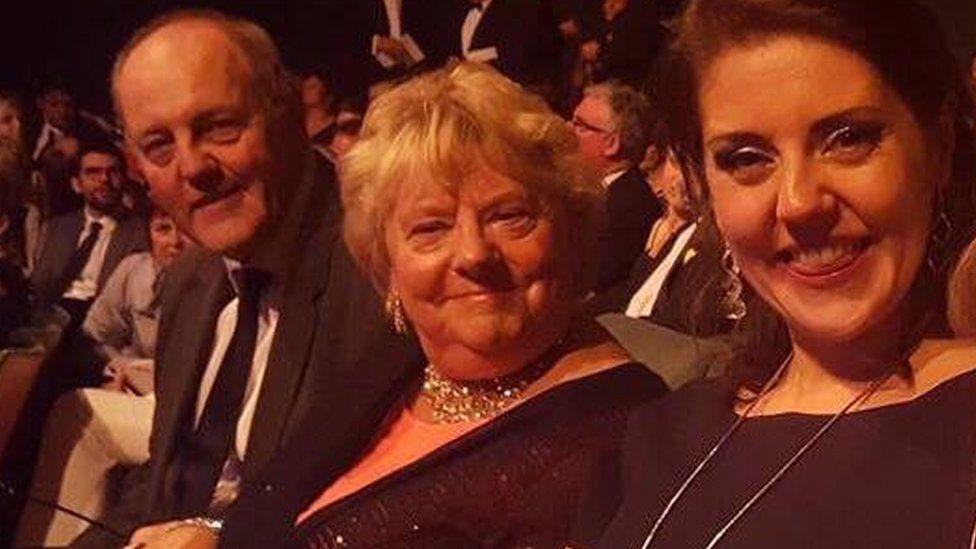 Yn y BAFTAs