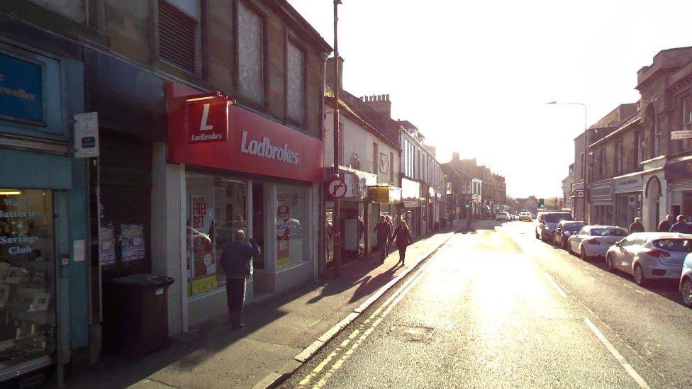 Hopetoun Street, Bathgate