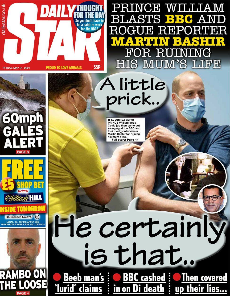 The Daily Star 21 May