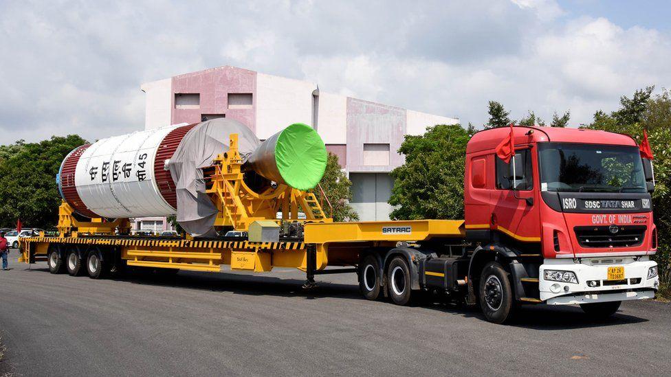 PSLV-C45 rocket