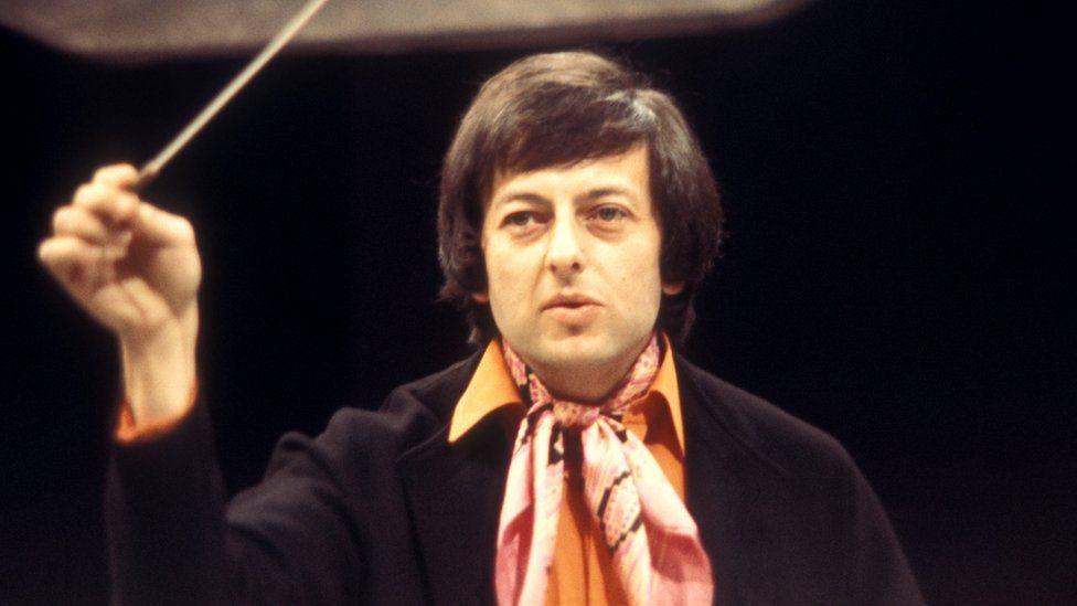 Andre Previn in 1970