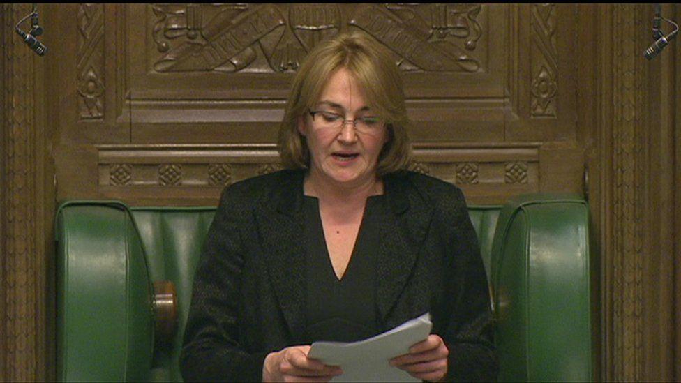 Deputy Speaker Natascha Engel