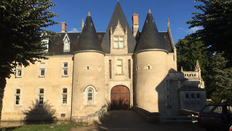 The de Vogue family estate