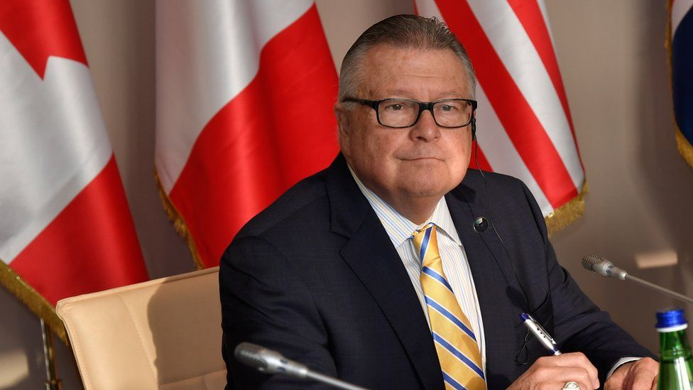Canada's Public Safety Minister Ralph Goodale tabled the legislation