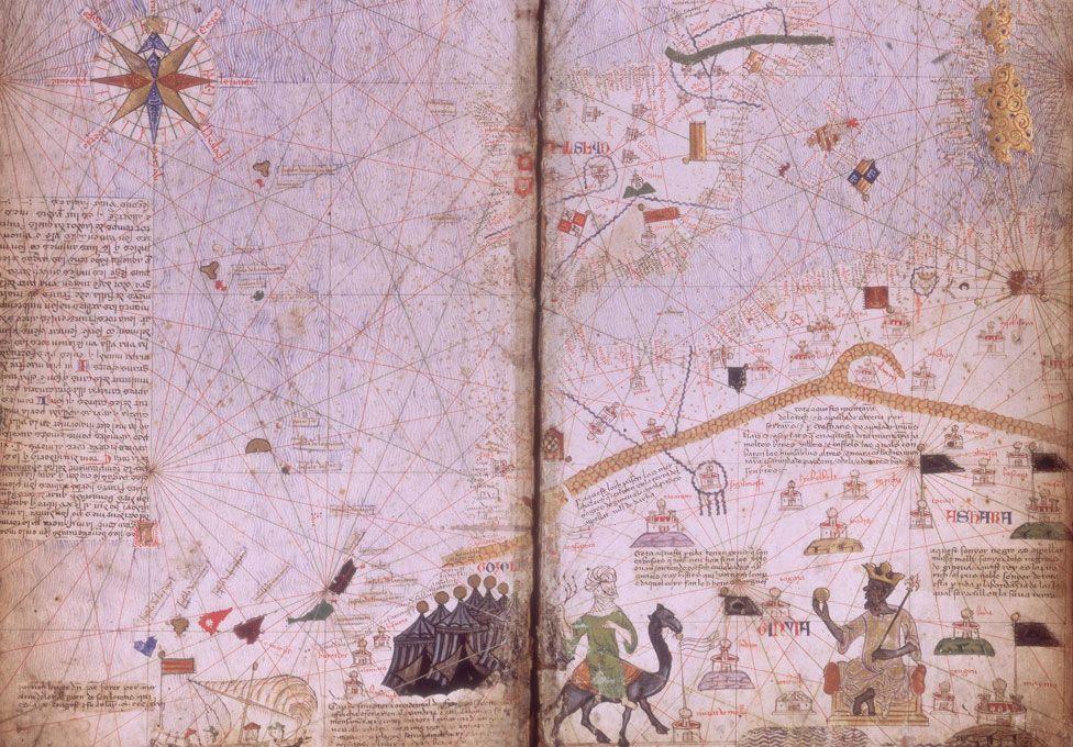 Картинки по запросу map and mansa musa
