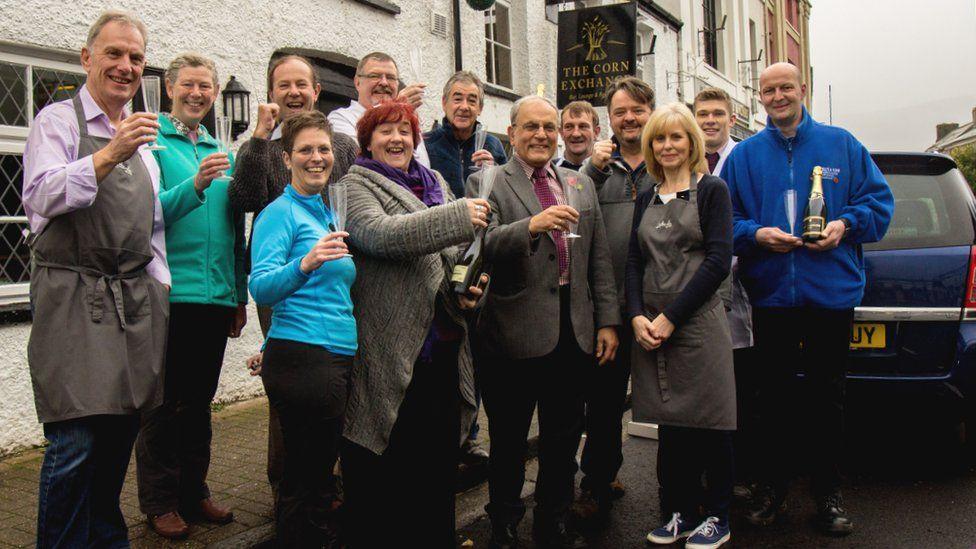 Locals to buy former village pub