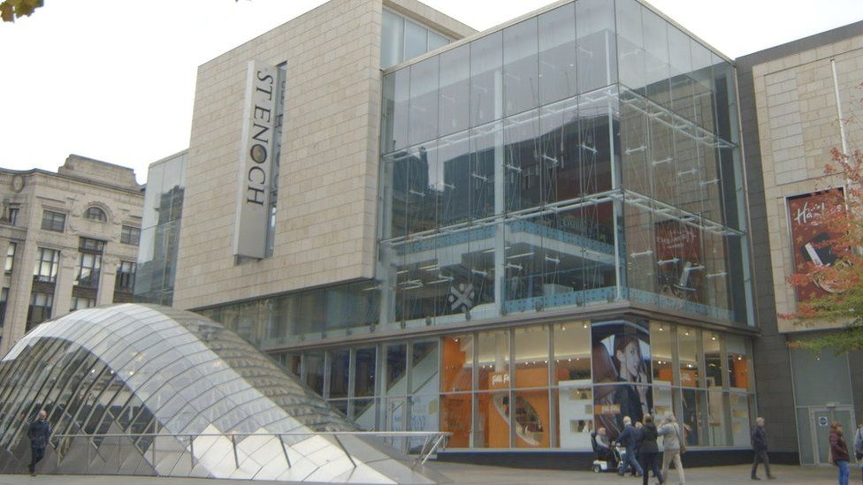 St Enoch centre