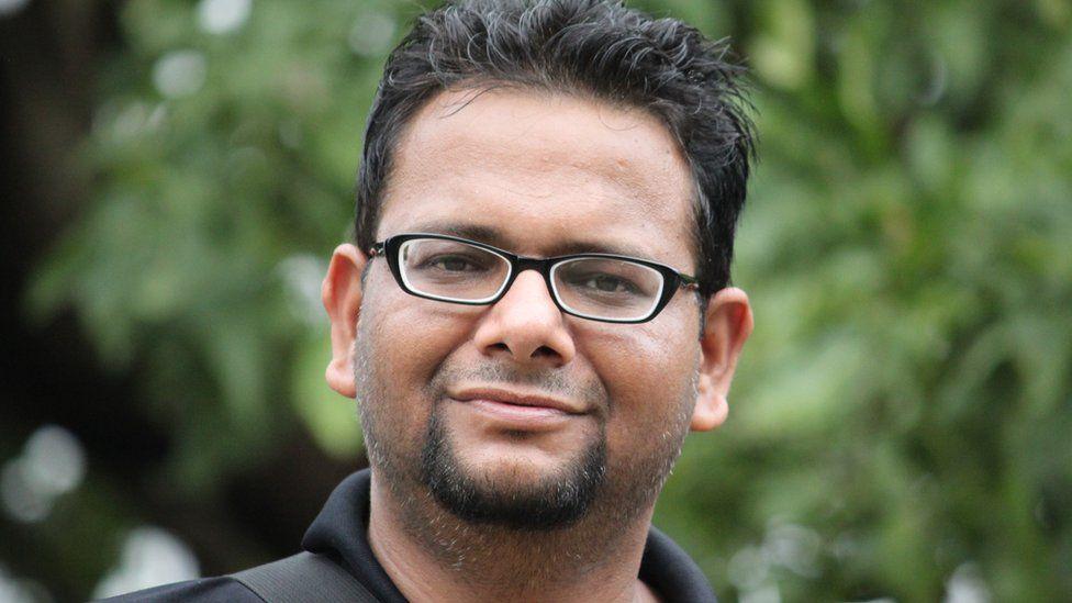 Pankaj Jain runs SM Hoax slayer