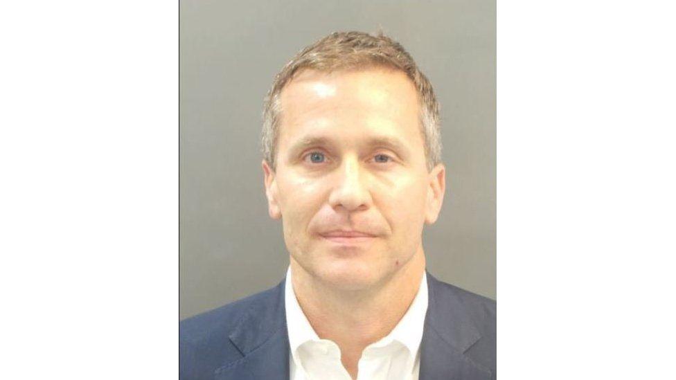Missouri Gov. Eric Greitens indicted - YakTriNews.com