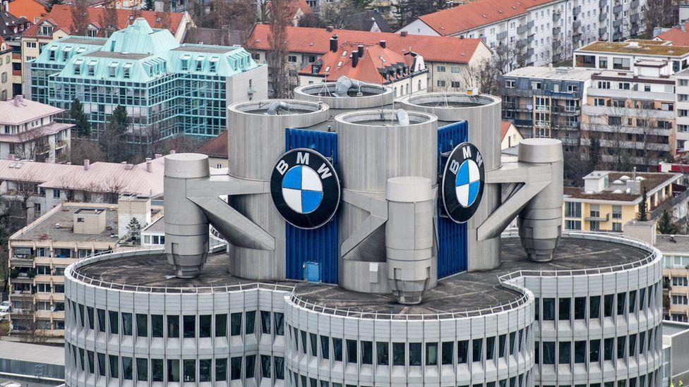 BMW Munich office