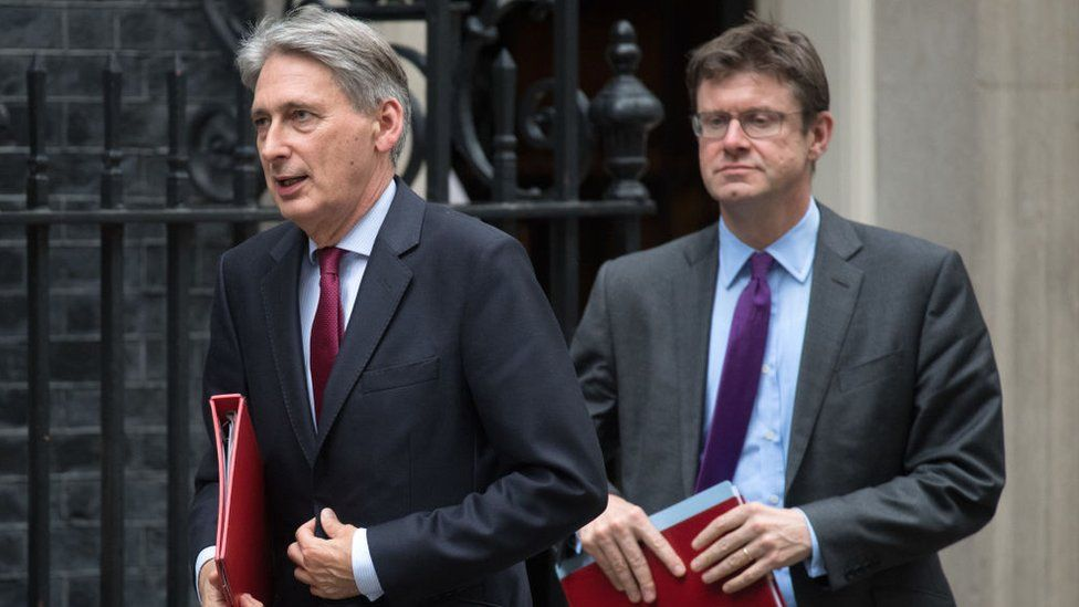 Philip Hammond and Greg Clark