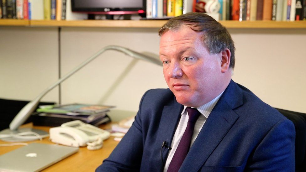 Conservative Member of Parliament Damian Collins