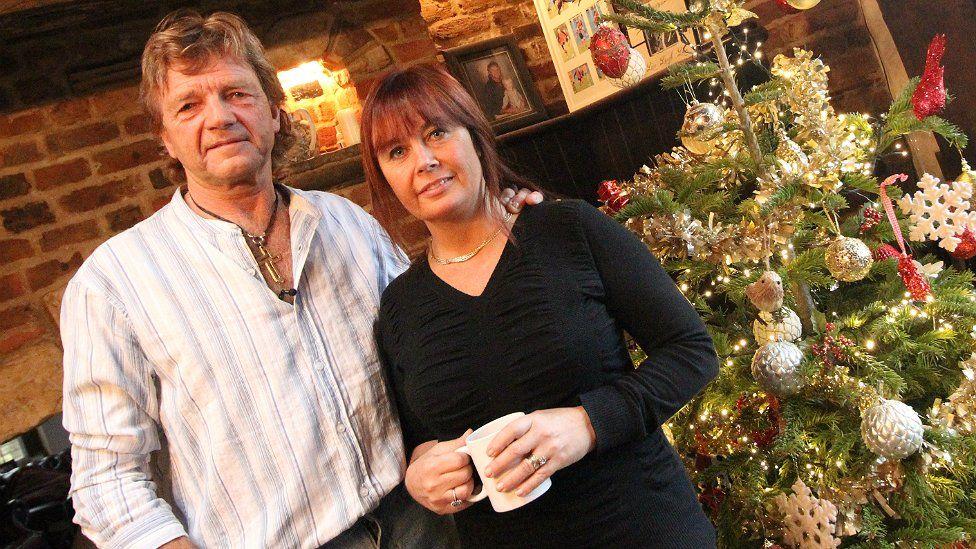 Robert and Linda Fidler