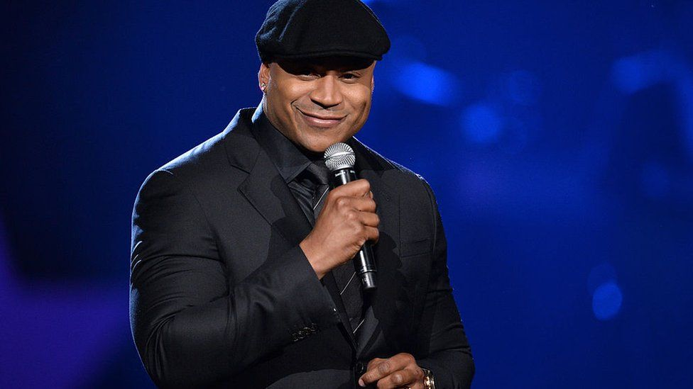 LL Cool J on stage during The Night That Changed America: A Grammy Salute To The Beatles' in 2014