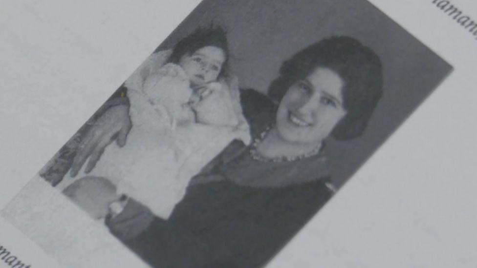 фотография мамы Евы
