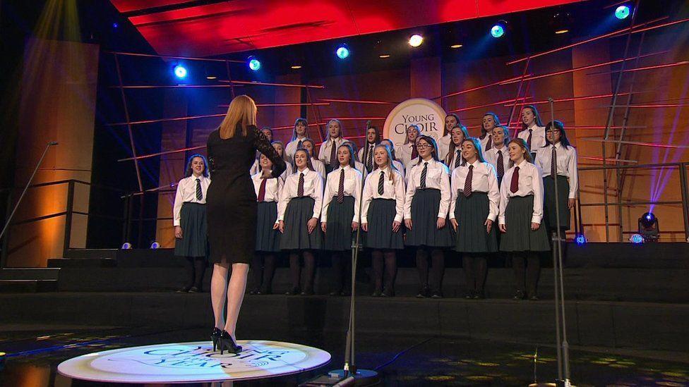 Strathearn choir senior choir