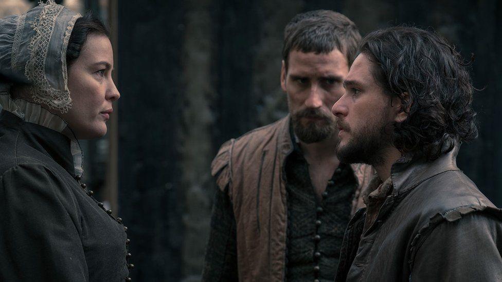 Liv Tyler and Kit Harington in Gunpowder