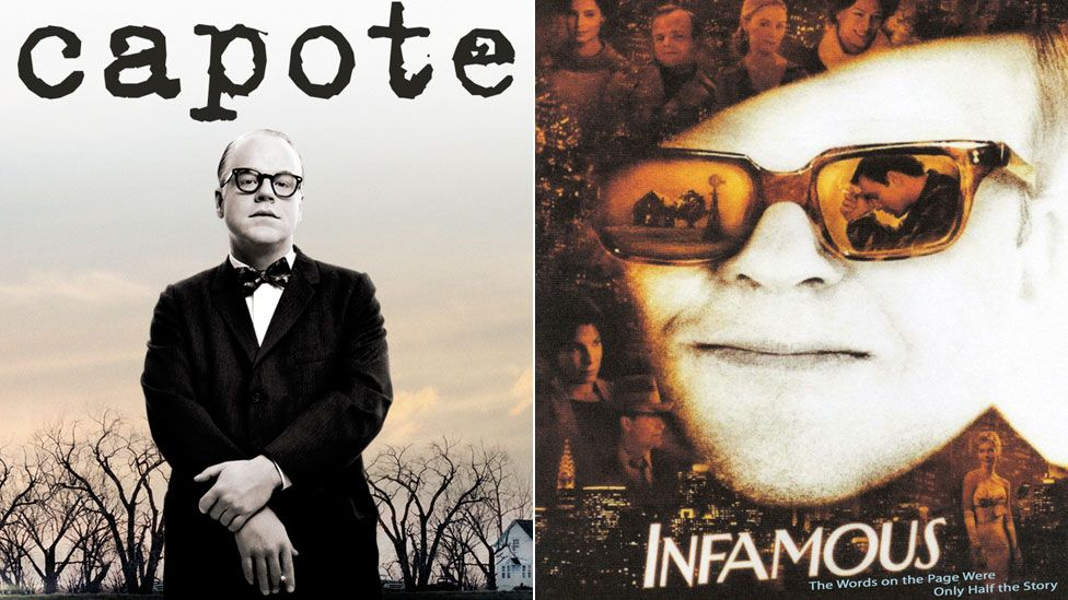 Capote and Infamous