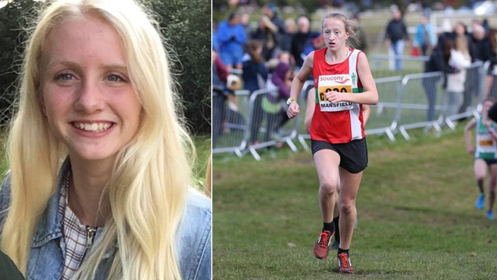 Lucy Pygott (left) and Stacey Burrows