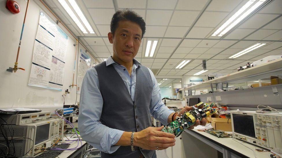 Professor Patrick Yue
