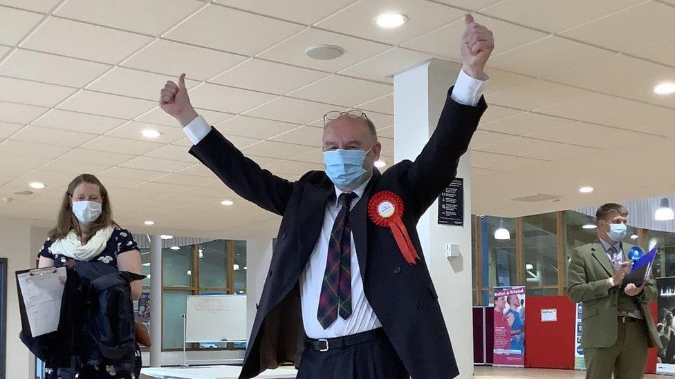 Ian McLennan, Wilts Council