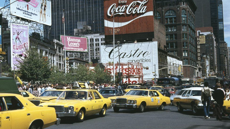 Times Square 1979