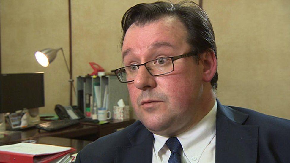 Councillor Keith Kelly