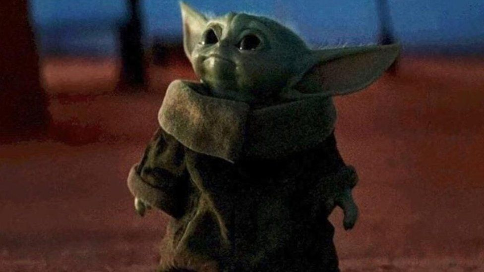 Fans have complained about Baby Yoda GIFs being pulled