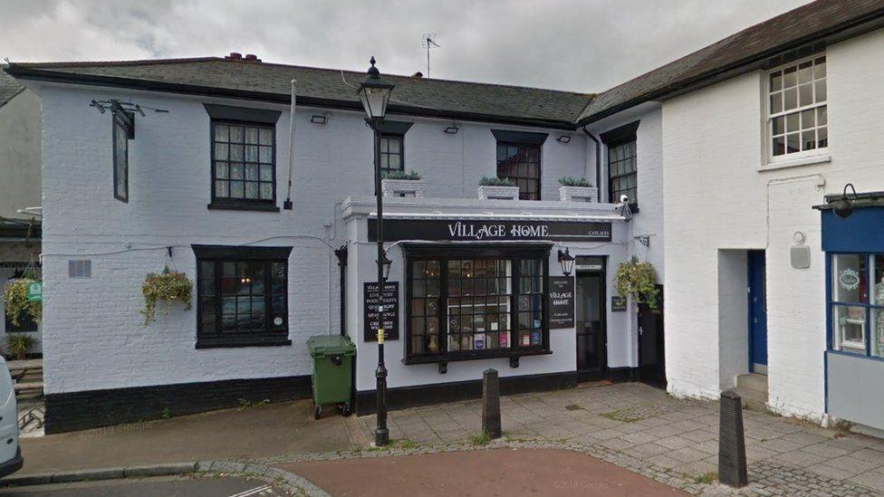 Village Home Pub in Alverstoke, Hampshire