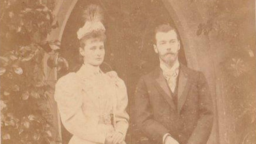 Tsar and Tsarina