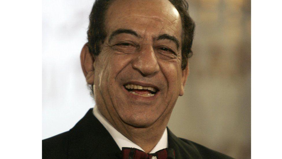 رحيل الممثل المصري أحمد راتب