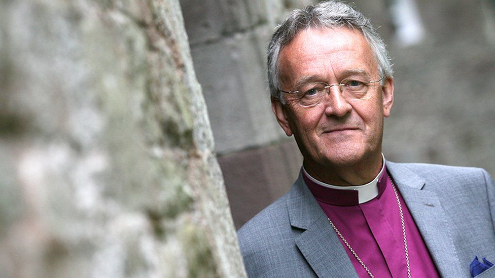 John Davies is the new Archbishop of Wales.