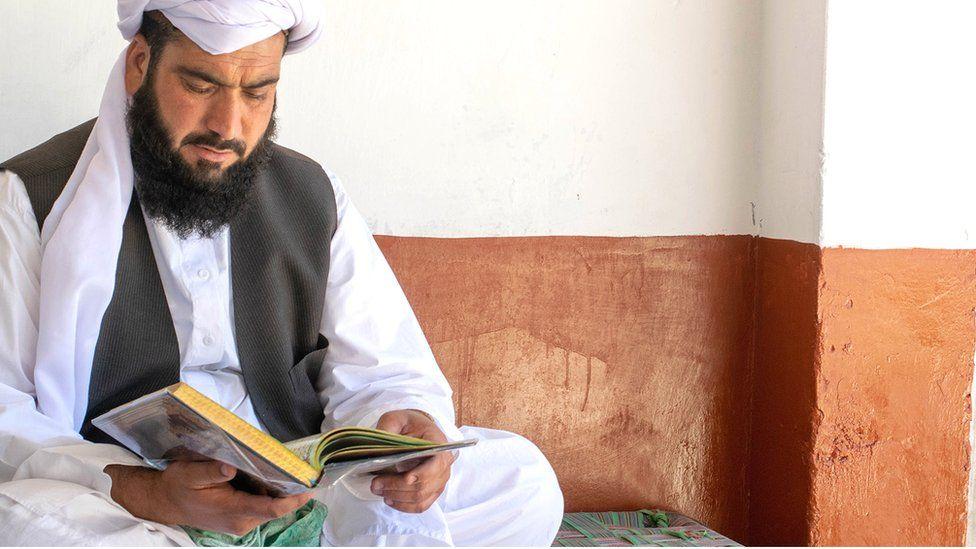 Pakistani cleric Hameedhullah Hameedi