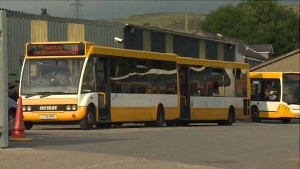 Express Motors buses