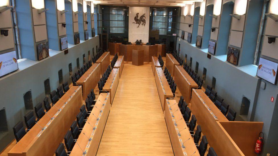 Wallonian Parliament