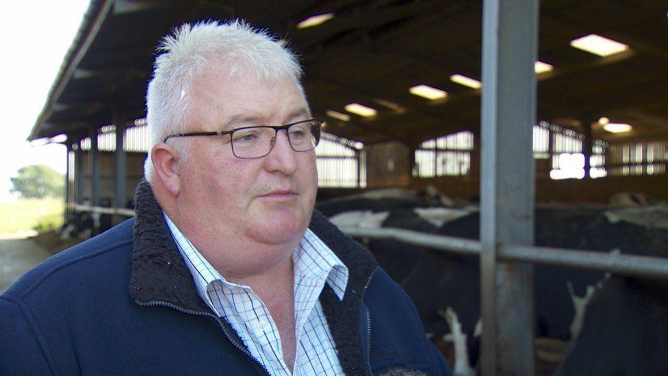 DUP election broadcast farmer 'regrets' voting for Brexit
