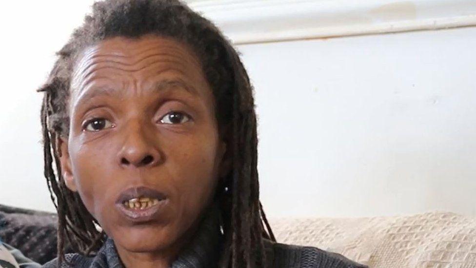 Joy Morgan's mother Carol