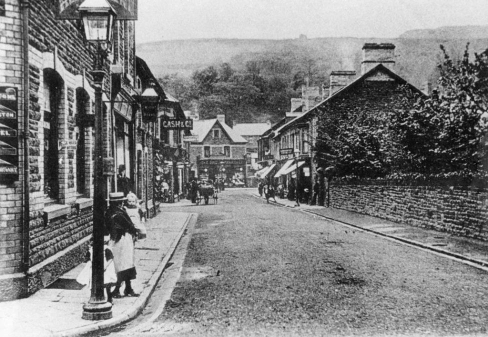 Porth, Rhondda, early 20th Century