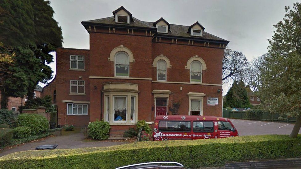 The old care home where Graham Chapman was born