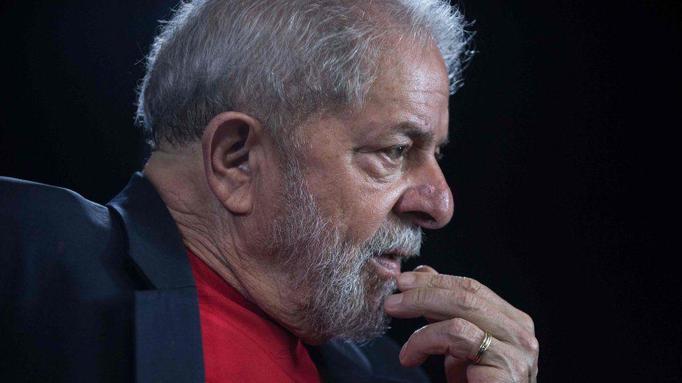 Brazil's ex-President Luis Inacio Lula da Silva