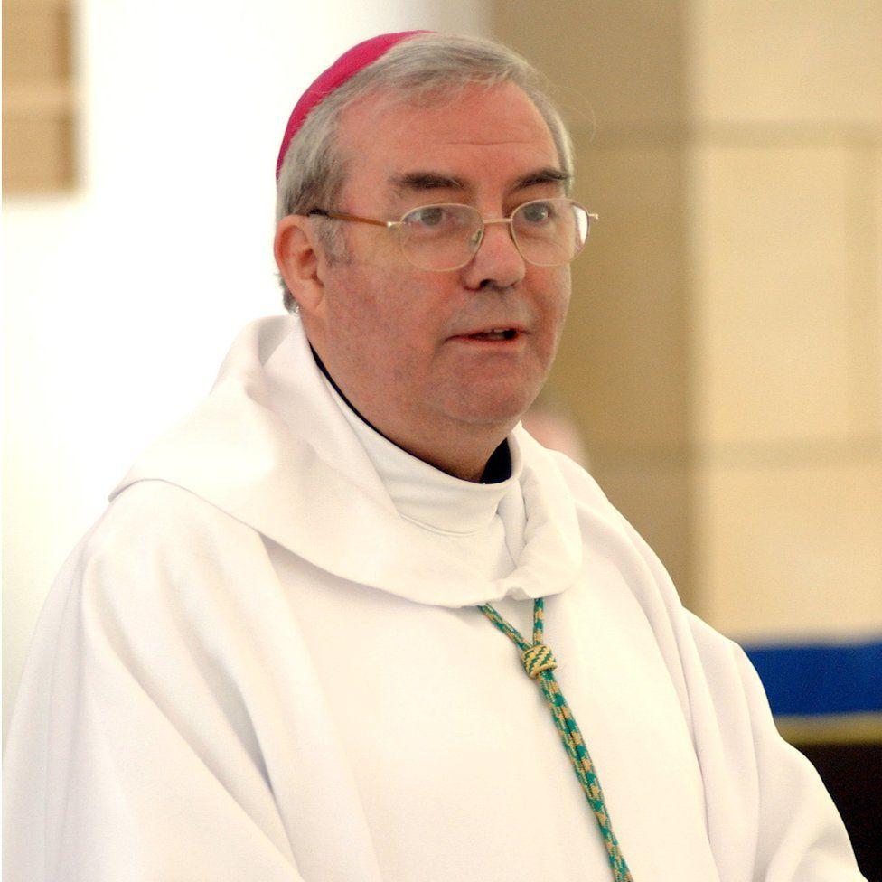 Bishop Emeritus Vincent Logan