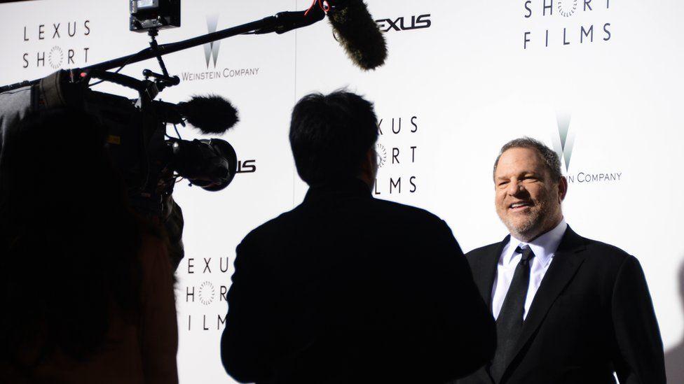 Harvey Weinstein in 2013