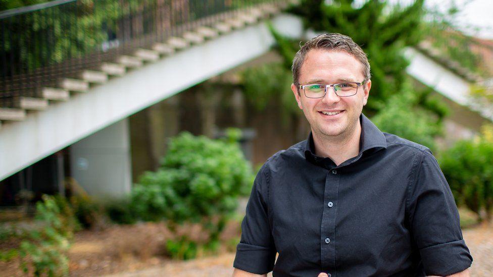 Simon Watson, a robotics engineer at the University of Manchester