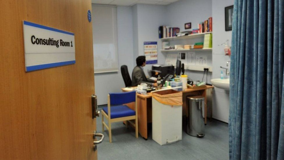 Doctor surgery