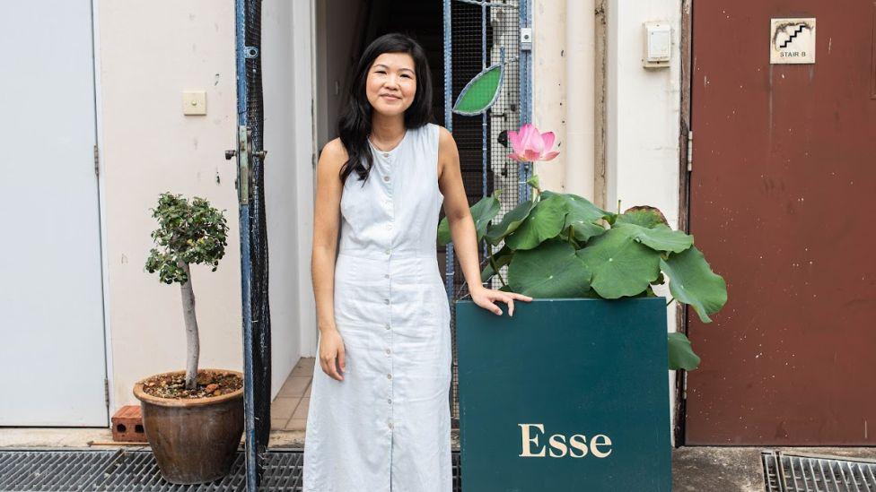 Esse founder Alicia Tsi.