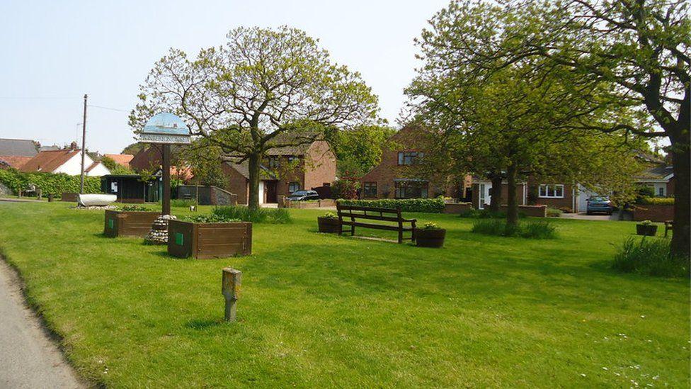 Village of Winterton, Norfolk