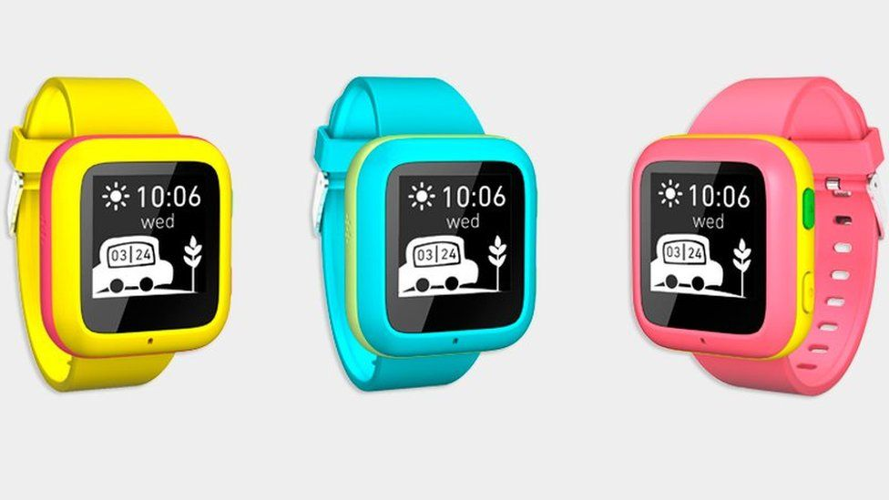 MiSafes watches