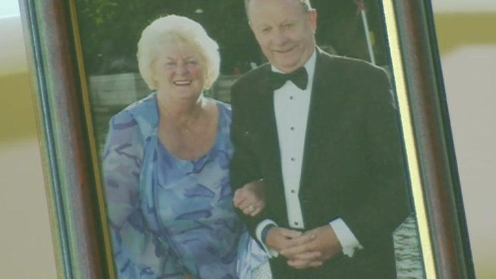 Barbara and Ray Wragg gave millions of their lottery winnings to good causes