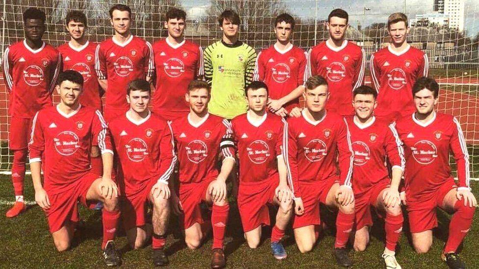 AUFC team